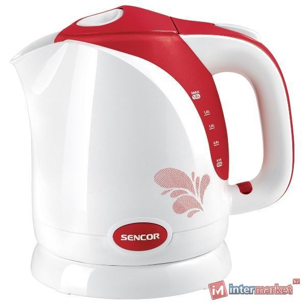 Чайник Sencor SWK 1504 RD