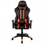 CND-SGCH3 Кресло для геймеров Canyon Fobos CND-SGCH3 черно-оранжевое