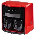 Кофеварка электрическая, черная Galaxy GL 0708