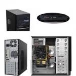 Персональный компьютер iCeleron G1840 2.80 GHz/ MB ASUS H81M-K/ RAM 4 GB 1600 MHz/ HDD 500 GB/ no DVD/ Case ATX 400W