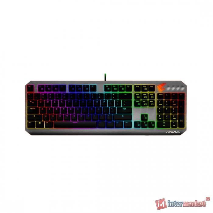 Клавиатура Gigabyte AORUS K7, Чёрный