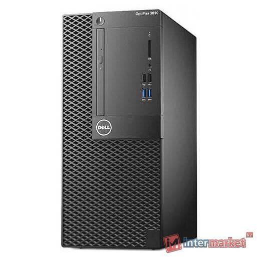 Персональный компьютер Dell OptiPlex 3050 /MT /Intel Core i3 7100 3,9 GHz/4 Gb /500 Gb/DVD+/-RW /Graphics 630 256 Mb /ATX 240W /Windows 10 Pro 64 Многоязычная