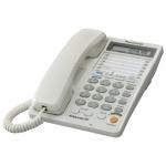 Телефон Panasonic KX-TS2368CAW