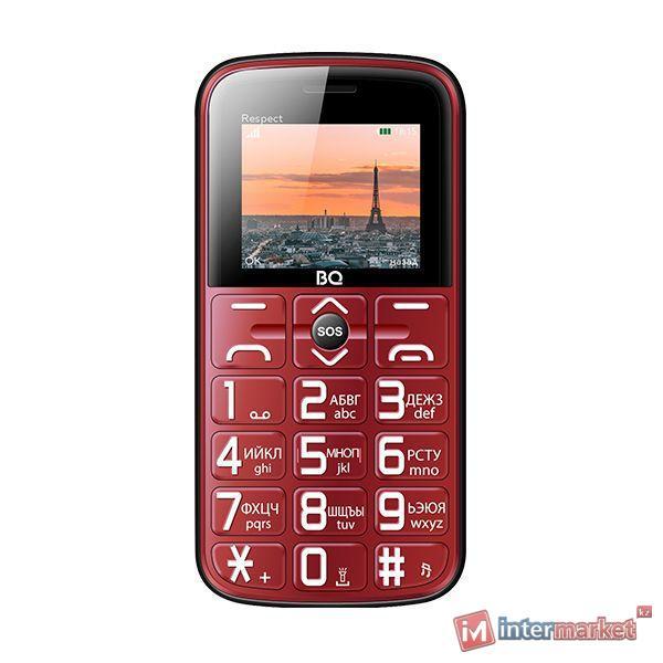 Мобильный телефон BQ-1851 Respect Красный /