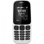 Мобильный телефон Nokia 105 DS TA-1034, White /